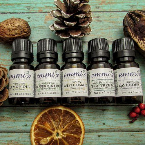 top 5 essential oils